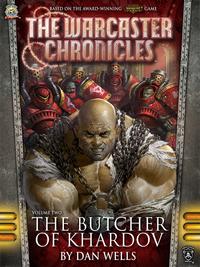 Cover: The Butcher of Khardov